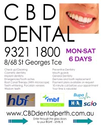 CBD Dental Perth Online Booking